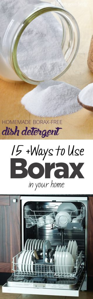 Borax, uses for borax, cleaning, cleaning hacks, popular pin, DIY home, clutter free home