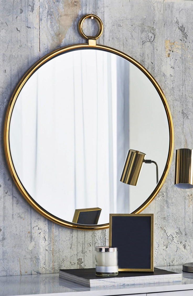 Small space living hacks are the best hacks for those who live in small places. Adding mirrors can help reflect light in rooms and help make them feel bigger.