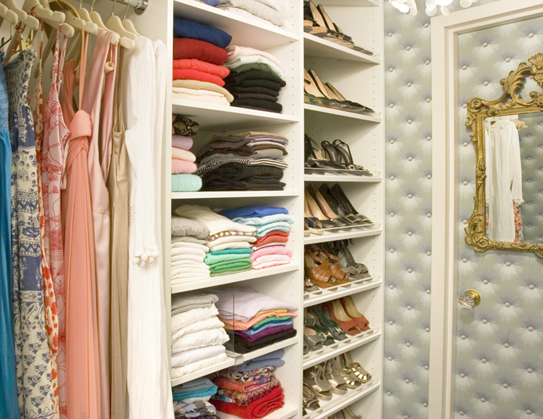 Closet Remodels, How to Remodel Your Closet, Easy Ways to Remodel Your Closet, Closet Remodeling Hacks, Easy Remodeling Tips and Tricks, Closet Tips and Tricks, Easy Ways to Remodel A Closet, Popular Pin