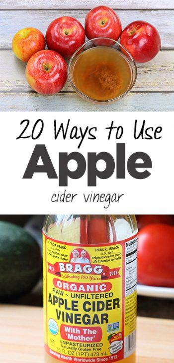 Apple Cider Vinegar, How to Use Apple Cider Vinegar, Uses for Apple Cider Vinegar, How to USe Apple Cider Vinegar, Things to Do With Apple Cider Vinegar, Apple Cider Vinegar Hacks, Popular Pin