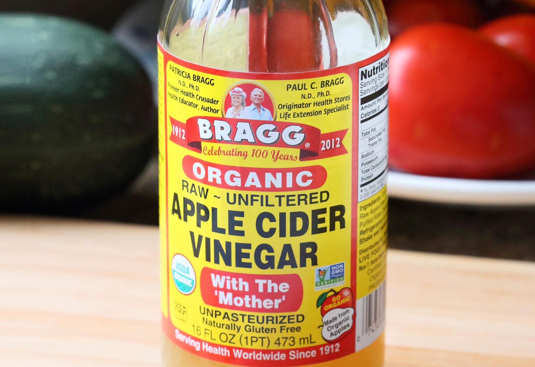 20 Ways to Use Apple Cider Vinegar2