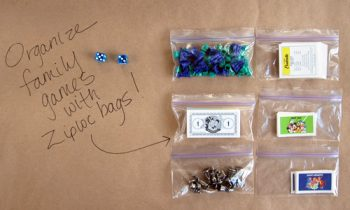 10 Brilliant Ways to Use Ziploc Bags Around Your Home2