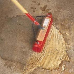 Removing Stains From Concrete Organization Junkie
