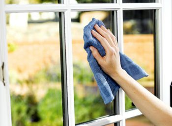 Clean Windows Fast How To Homemade Solution Step By