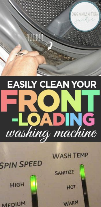 Clean Your Washing Machine, How to Clean Your Washing Machine, Cleaning Tips, Cleaning Tricks, Clean Machine, Clean Home, Popular
