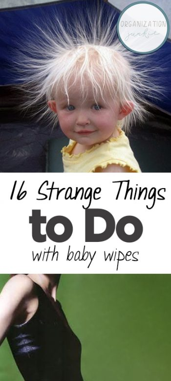 Baby Wipes, Uses for Baby Wipes, Things to Do With Baby Wipes, Life Hacks, Tips and Tricks, Cleaning Tips, How to Easily Clean Your Home