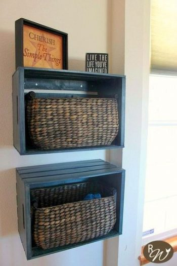 12 DIY Containers Guaranteed to Organize Your Entire Home  Organize Your Home, DIY Organizers, DIY Home Organization, Home Organization, Organization, DIY Home Decor, Declutter Your Home, How to Declutter Your Home.