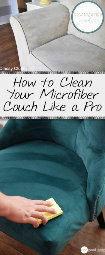 How to Clean Your Microfiber Couch Like a Pro| Cleaning, Cleaning Hacks, How to Clean Your Microfiber Couch, Easy Ways to Clean Your Microfiber Couch, Cleaning, Cleaning 101, Popular Pin