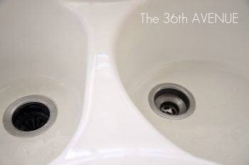 Cleaning Tips, Home Cleaning Tips, How to Clean Your Kitchen Sink, Cleaning Hacks, Home Cleaning TIps and Tricks.