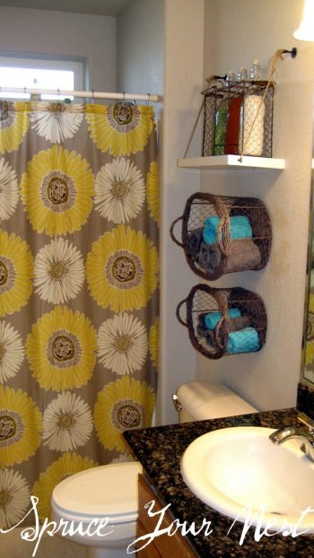 Overlooked Storage Spaces, Storage Space, Home Organization and Storage, Home Organization Tips, How to Create More Storage Space In Your Home, Popular Pin