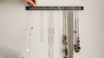 How to Organize With Magnetic Strips, Organizing With Magnetic Strips, Home Organization, Home Organization Hacks, Easy Ways to Organize Your Home, Home, DIY Home Stuff, Popular Pin