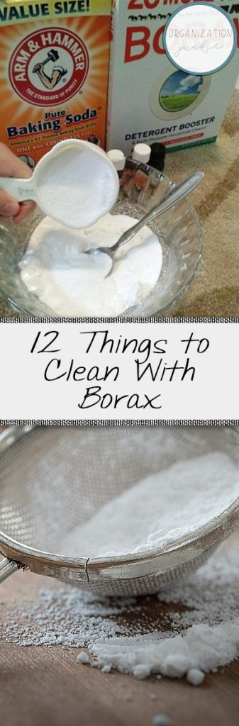 12 Things to Clean With Borax| Cleaning With Borax, Borax Cleaning Tips and Tricks, What to Clean With Borax, Cleaning Hacks, Kitchen Cleaning Tips, Laundry Hacks, Borax Uses, Popular Pin