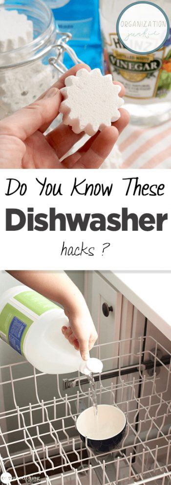 Do You Know These Dishwasher Hacks? Dishwasher Hacks, How to Clean Your Dishwasher, Easy Ways to Clean Your Dishwasher, How to Clean and Maintain Your Dishwasher, Dishwasher Cleaning Hacks, Popular pin