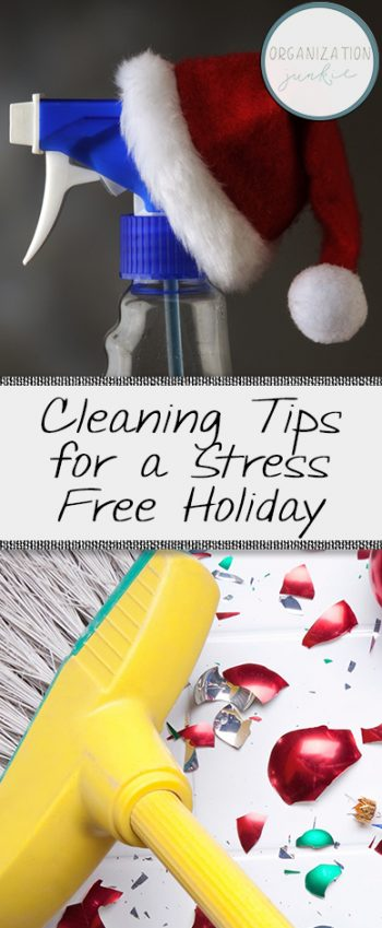 Cleaning Tips for a Stress Free Holiday| Holiday Cleaning, Holiday Cleaning Tips, Cleaning Tips and Tricks, Holiday Cleaning, Holiday Hacks #Cleaning #CleaningTips #HolidayCleaningTips