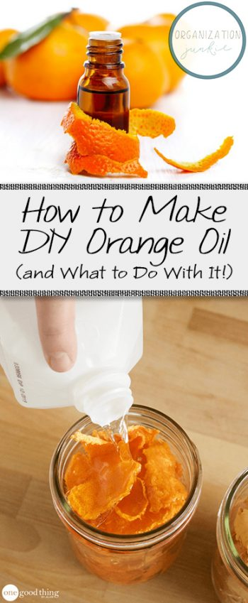 How to Make DIY Orange Oil (and What to Do With it!)| DIY Orange Oil, Homemade Orange Oil, Orange Oil, Natural Living, Natural Living Hacks, Homemade Essential Oils, #EssentialOils #NaturalLiving #HomemadeProducts