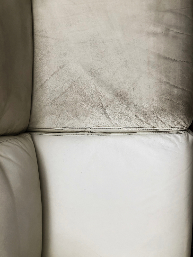 Has your leather faded due to dirtiness? Learn how to clean a leather couch like a pro!