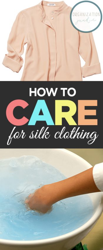 How to Care For Silk Clothing| Silk Clothing, SIlk Clothing Care, Clothing Care, Clothing Care Tips and Tricks, Clothing Hacks, Care Hacks, Life Hacks, Tips and Tricks, Popular Pin #Clothing #ClothingHacks #LifeHacks #DIYLaundry
