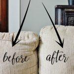 Fix Your Sagging Sofa Cushions  Home Hacks, Fix Sagging Couch Cushions, Home Improvement Hacks #HomeHacks
