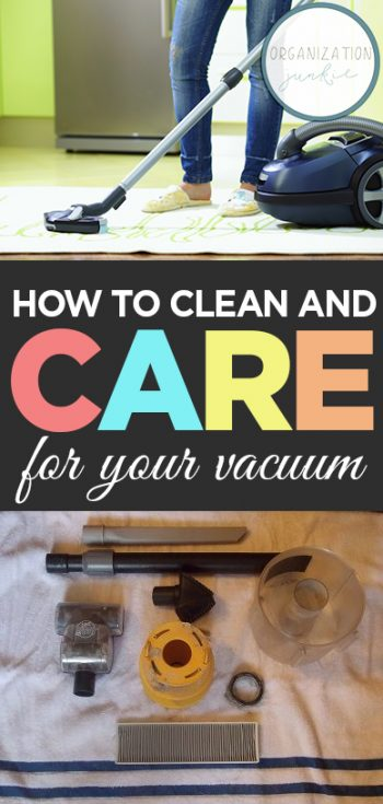How to Clean and Care for Your Vacuum| Clean Your Vacuum, How to Care for Your Vacuum, Clean and Care for Your Vacuum, Clean The Machine, Cleaning, Cleaning Hacks, Home Cleaning Hacks, Home Cleaning Tips and Tricks, Popular Pin #CleanYourVacuum #VacuumCare #Cleaning
