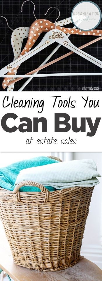 Cleaning Tools You Can Buy at Estate Sales | Cleaning Tools, Cleaning, Cleaning Products, DIY Cleaning Products, Cleaning Hacks