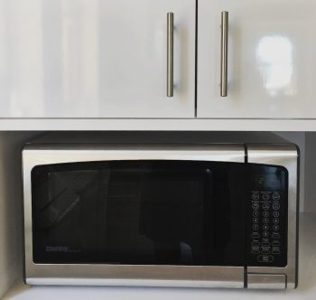 Clean Your Microwave in 3 Steps | Cleaning, Cleaning Tips, Clean Microwave, Clean Microwave Easy, Clean Home, Clean Home Hacks