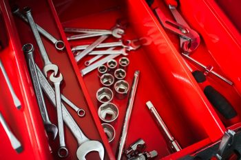 Toolbox Organization–Know Where it Goes   Toolbox Organization   DIY Toolbox Organization   How to Organize Your Toolbox
