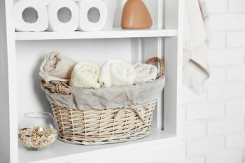 Organize Clutter with Baskets | Basket Solutions for Organizing Clutter | Organize and Declutter | Get Organized | DIY Organization Ideas | Organization Tips and Tricks