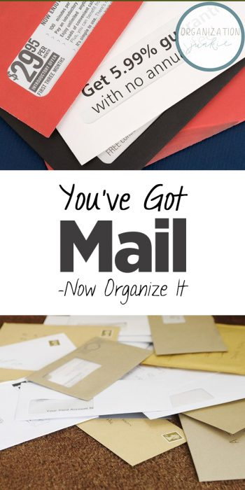 Mail Organization | Mail Organization Hacks | DIY Mail Organization Hacks | Organize Your Mail | Tips and Tricks for Mail Organization | Mail | Organization