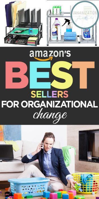 Organization | Amazon Organization | Amazon Best Sellers | Best Sellers for Organization | Organizational Change | Organization Tips and Tricks | Organizational Tips and Tricks