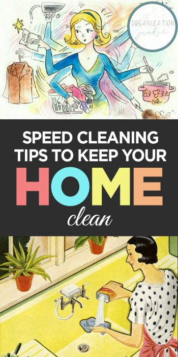 Cleaning Tips | Speed Cleaning Tips | Speed Cleaning Tips and Tricks | Keep a Clean Home | Tips and Tricks to Keep a Clean Home | Tips and Tricks for Cleaning