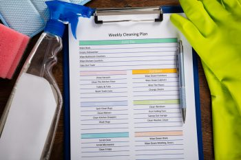 Cleaning Schedule | Cleaning Schedule Ideas | How to Make a Cleaning Schedule | Home Cleaning Schedule | How to Make a Home Cleaning Schedule