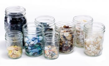 Mason Jar Storage | Mason Jars | Mason Jar Storage Ideas | Mason Jar Storage Tips and Tricks | Storage | Storage Tips and Tricks