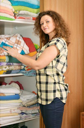 your linen closet | linen closet organization | organization | linen closet | closet | organize | closet organization | linen organization