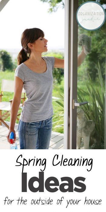 cleaning | cleaning ideas | spring cleaning ideas | spring cleaning outside | clean | spring | spring cleaning | outside spring cleaning ideas