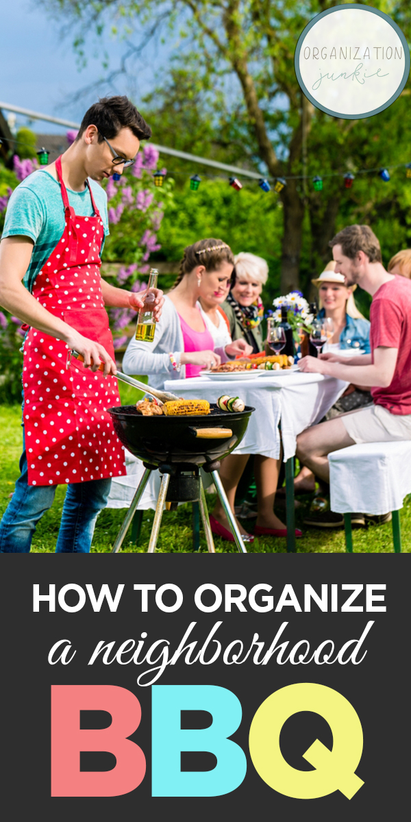how to organize a neighborhood bbq | how to | organize | neighborhood | neighborhood activity | bbq | summer | summer activity | neighborhood bbq