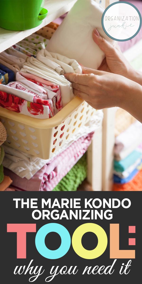 marie kondo organizing tool | organize | organizing | organizing tips | organization | organization tips | marie kondo