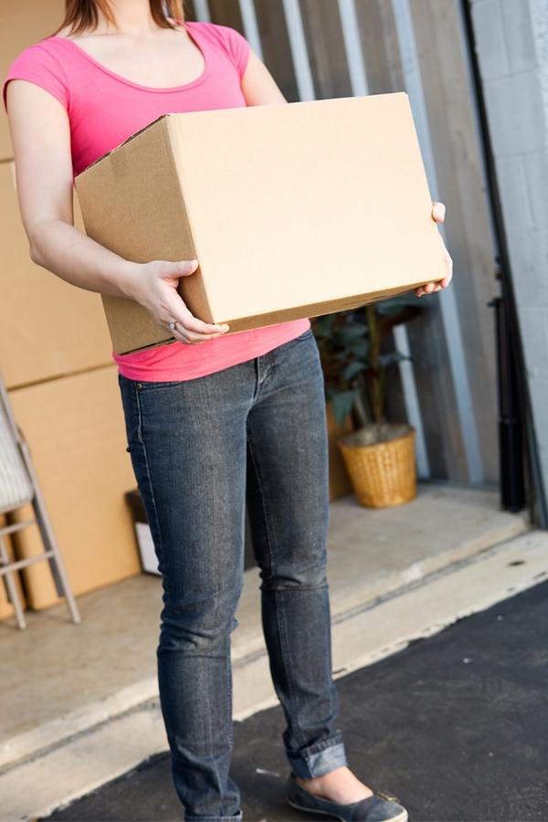 Organize your storage unit   declutter   organize   storage   storage unit   ways to organize   organization tips   organization