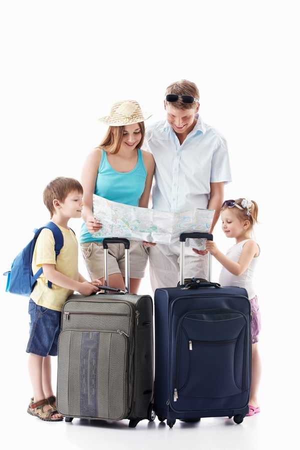 Organize Your Family Vacation | family vacation | organize | tips and tricks | vacation | vacation tips and tricks