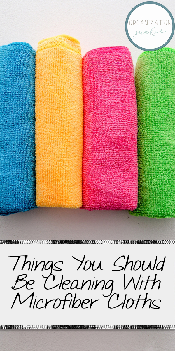 Cleaning With Microfiber Cloths | cleaning | microfiber cloths | microfiber | cleaning tips | cleaning hacks