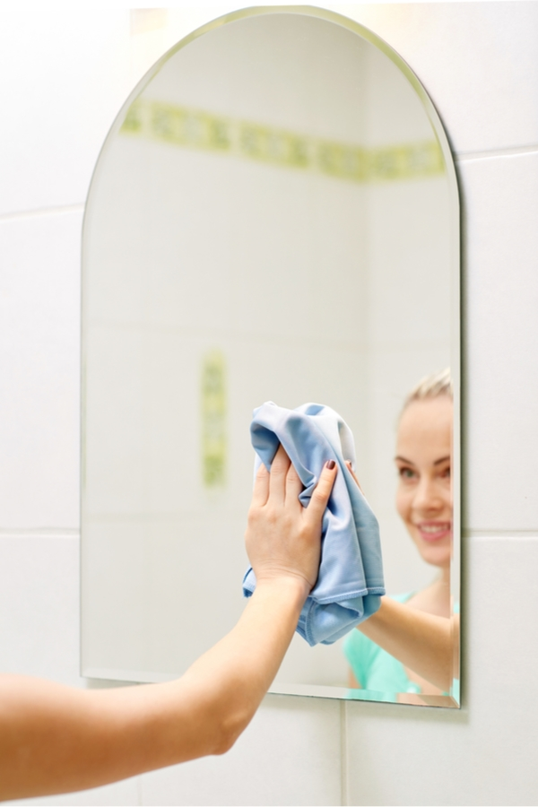 streak free mirrors