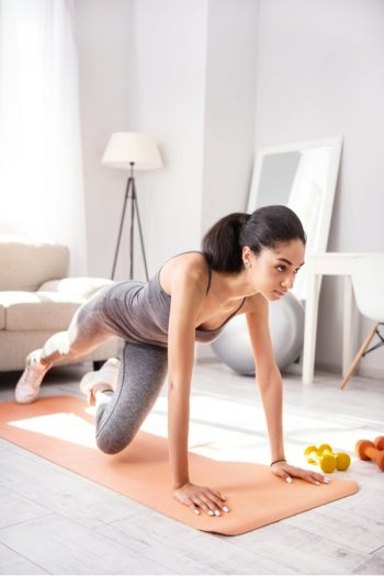 Getting exercise should be an important part of your self-care routine