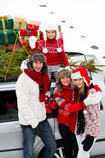 During the holidays, you spend a lot of time in your car. Here are some great tips on how to organize your car during the holidays.