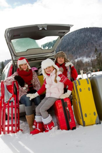 The holidays can be stressful enough, don't let your messy car be another thing to worry about. Here are some great tips to help you organize your car during the holidays.
