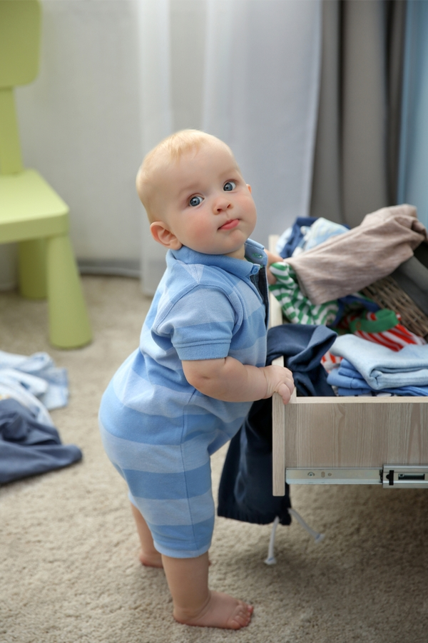 If you have a kid, then you know how tricky it is to find a good way to store your baby clothes once they outgrow them. For tips on storing baby clothes, look here.