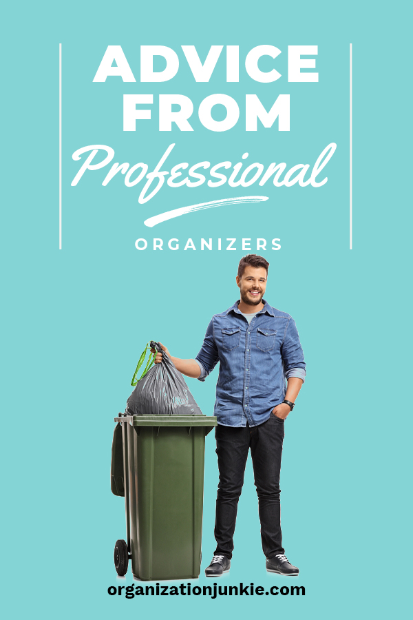 Organization often means getting rid of clutter/junk that we hang on to for some reason, but really have no need for it. Today's discussion is about just that, what things you should throw out immediately according to professional organizers. These people know their stuff and their word is like scripture from the organization bible. It's good stuff to follow. Keep reading to learn what things you should get rid of now. #organizationtips #thingstothrowawaynow