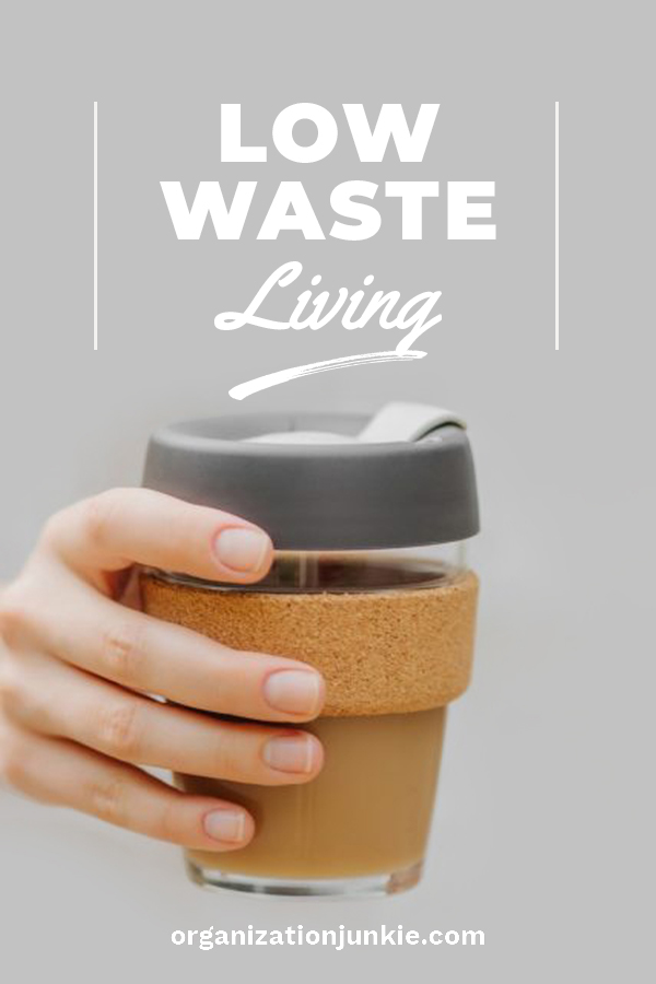 Are you concerned about the environment and how much we waste every year? I know I am. That's why I wanted to share some ideas about low waste living and how you can do your part to save our planet. These tips make the transition easy. For more info, keep on reading. #lowwasteliving #conserve #wastenot
