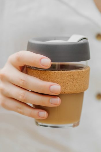 Are you trying to be more eco-friendly? Check out these low waste living tips. Try carrying around your own coffee cup. You wont have to throw one away every day this way.