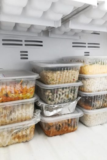 Nothing is worse than having a messy deep freezer. These tips will help you organize your deep freezer. You'll be able to keep track of food so much better.
