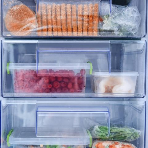 Organize Your Deep Freezer