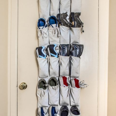 Over the Door Shoe organizer